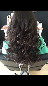 KERATINE BONDED HAIR EXTENSIONS Full head from £150