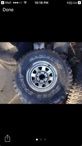 Radial super sports, 33's !