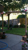 Wedding Arch/Package for Rent (Victoria)