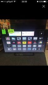 "Panasonic 48"" 4k Smart Tv with 3D"