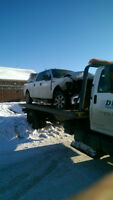 Towing Scrap Vehicles Grande Cache and surrounding areas Free