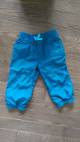OshKosh lined splash pants- $10