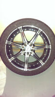 Fast Venom 18in. wheels with goodyear tires