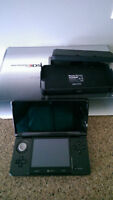 Nintendo 3DS with power case