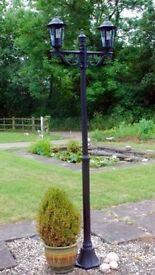 Brand New Victorian Style Garden Light / Lamp