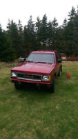 1989 GMC Jimmy Suitable for parts