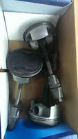 OEM Yamaha Nytro pistons and conneting rods