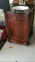 Vanity - make reasonable offer will toss in mirror/taps for free