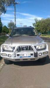 2005 Toyota LandCruiser Prado 8 Seater Great Family Car Liverpool Liverpool Area Preview