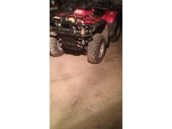 Used 2004 Honda TRX 350 ES