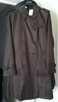 Authentic London Burberry Mid Calf Coat