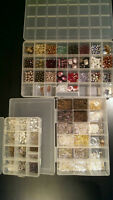 Jewellery making supplies - Beads, Findings, Gems, etc