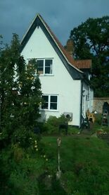 17th century beamed 3 bed cottage to rent