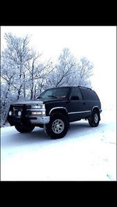 1996 Chevy Tahoe DIESEL