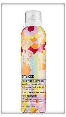 Amika Perk Up Dry Shampoo 5 4 Oz   232 5 Ml New   Fresh    Fast Shipping