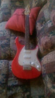 Guitare Raptor de peavey