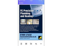 F.C PRECISION PLUMBING AND HEATING SERVICES, FOR ALL YOUR PLUMBING AND HEATING NEEDS