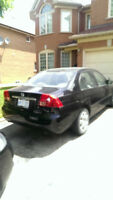 2002 Honda Civic Sedan - As Is