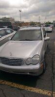 2003 Mercedes-Benz C-Class 2.6L 4MATIC Sedan
