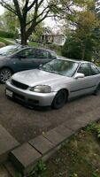 1999 Honda Civic SIR Bicorps