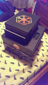 Star Wars Old Republic Collector's Edition No Game, EXTRAS ONLY
