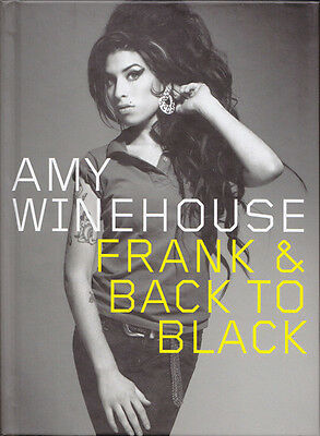AMY WINEHOUSE, FRANK & BACK TO BLACK, 4 CD DIGIBOOK RELEASE 2008 (MINT)