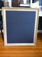 RENT CHALKBOARDS for weddings, showers, and photoshoots!