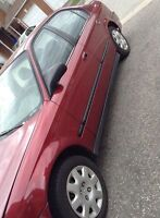$975 Red Honda Civic 2000 Priced To Go!!!