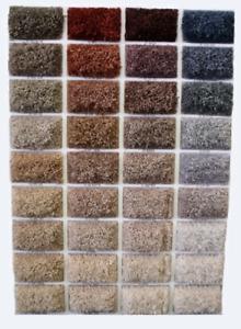 New Year's carpet installation sale