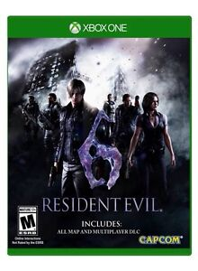 Looking for resident evil 6