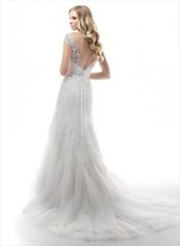 Maggie sottero wedding dress size 12