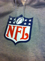 Brand new NHL & NFL Hoodies with tags !!