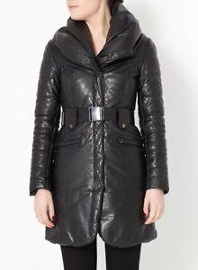 Super Manteau rembourré Rudsak en Cuir leather winter Rudsak XS