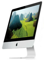 iMac 21.5 inch 2.7Ghz i5(2014) 8GB Ram & CS6 master collection i