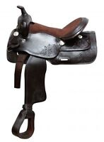 """16"""" inch Western Saddle+Tack Set Leather~DEAL $399~New+Warranty"""