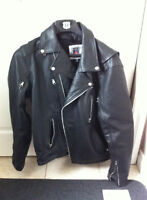 New River Road classic biker jacket.