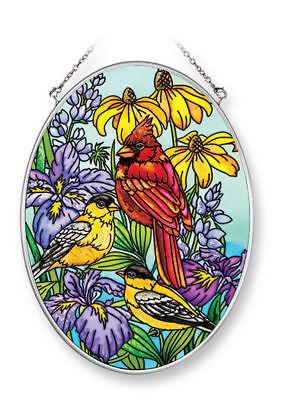 Украшения для стекол Cardinal Gold Finch