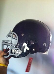 Used Football Helmets and Shoulder Pads Available