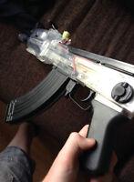 Fusil a airs soft a vendre
