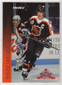93-94 Pinnacle ALL-STARS (45 hockey cards - INSERT SET) City of Halifax Halifax image 1