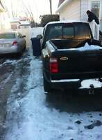 2001 Ford Ranger edge VUS