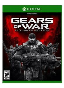 Gears of War: Ultimate Edition + codes for Gears on 360