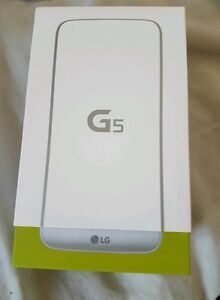 Lg G5 brand new never used
