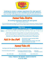 Funnel Cake Catering - Private Event