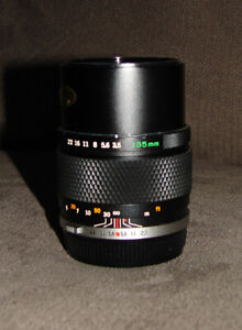 Manual potrait lenses >>>>>Olympus 135mm f3.5 + adapter for Sony