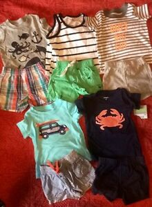Summer Baby Clothes 0-3, Newborn