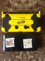 Black Nintendo 3ds