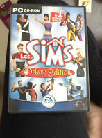 Les sims Deluxe Edition