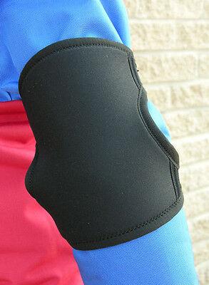 Warmbac Caving Neoprene Elbow Pads - Pull on