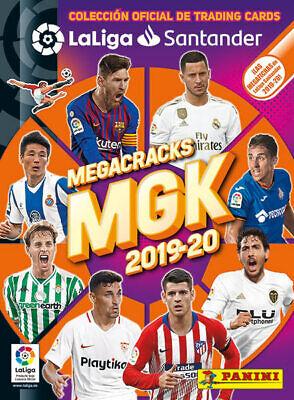 ÁLBUM DE CROMOS PANINI - MEGACRACKS 2019/2020 SUPER PACK DE LAZAMIENTO